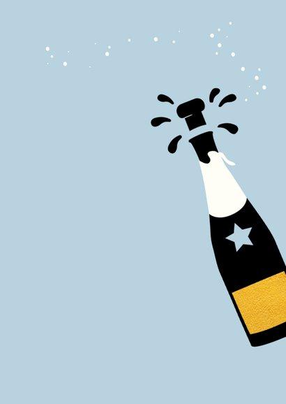 Felicitatiekaart, It is time for Bubbles 2
