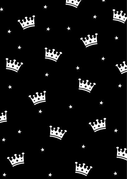 Felicitatiekaart Kleine prinses 2