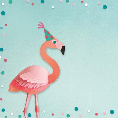 Flamingo feestje 2
