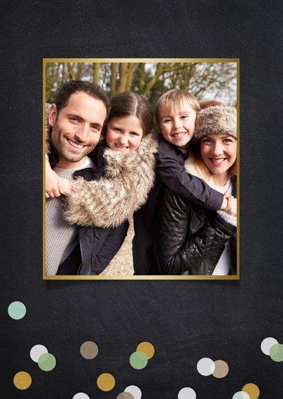 Fotokaart met fotocollage van 8 polaroids 2