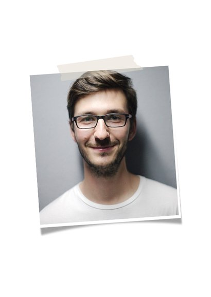 Fotokaart staand simpel met grote foto en ruimte voor tekst 2