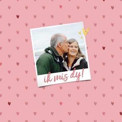 Fries Valentijnskaartje met quote en hartjes 2
