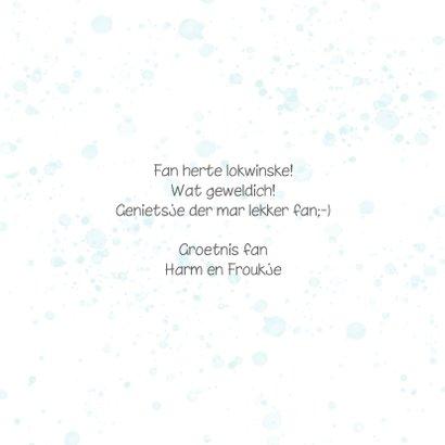 Fryske lokwinske kaart - Fan herte lokwinske 3