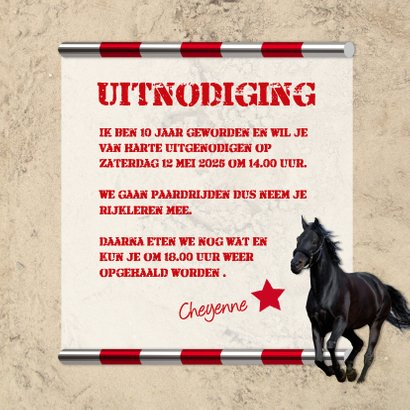 Galopperende paarden-isf 3