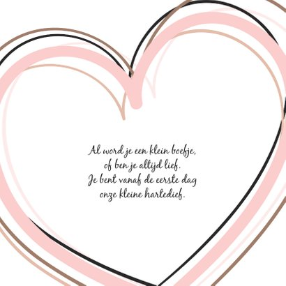 Geboorte - Grote harten in lijnen 2