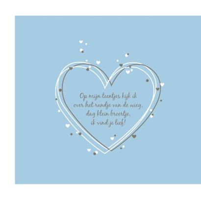 Geboorte - Harten en confetti 2