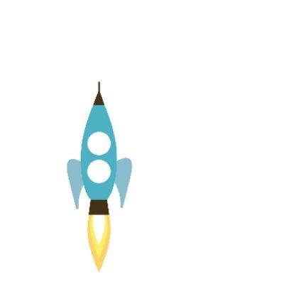 Geboortekaart jongen ruimteschip 2