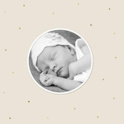 Geboortekaartje 1 - WW 2