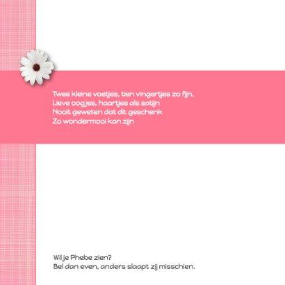 Geboortekaartje-bloem-Phebe-SK 2