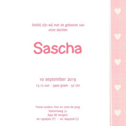 Geboortekaartje-bloem-Sascha-SK 3
