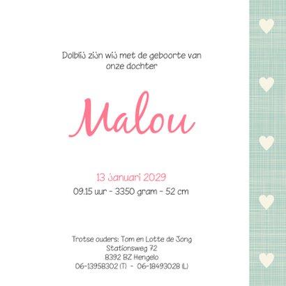 Geboortekaartje-hartjes-Malou-SK 3
