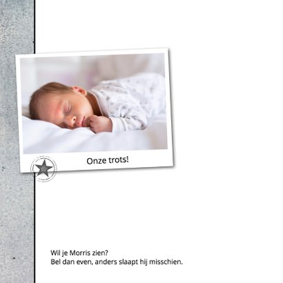 Geboortekaartje_Morris_SK 2