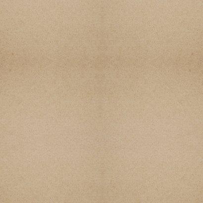 Geboortekaartje panterprint kraftlook Achterkant