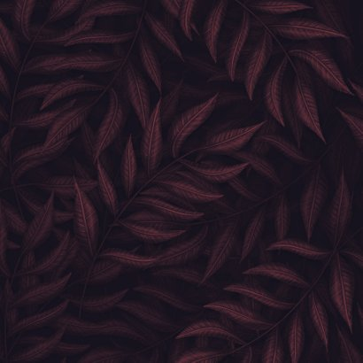 Geboortekaartje panters goud tweeling met jungle bladeren Achterkant