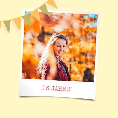 """Geburtstagskarte mit Geschenken """"Alles Gute"""" 2"""