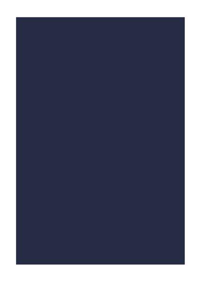 Geschäftliche Weihnachtskarte dunkelblau mit Fotocollage 2