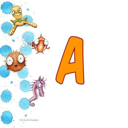 Geslaagd kaarten clownvis zwemdiploma A,B,C of anders 2