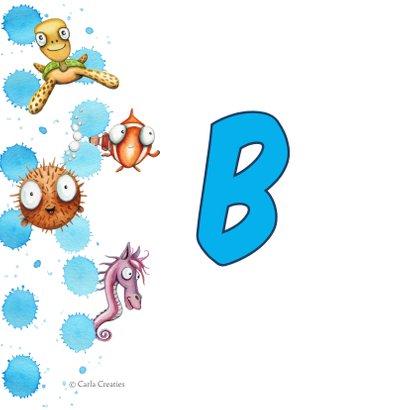 Geslaagd kaarten zeeschildpad zwemdiploma A,B,C of anders  2
