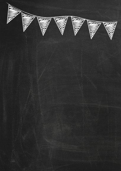 Geslaagd op schoolbord naam 3