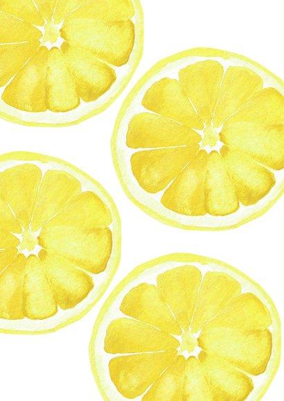 Gezakt kaart citroen 2