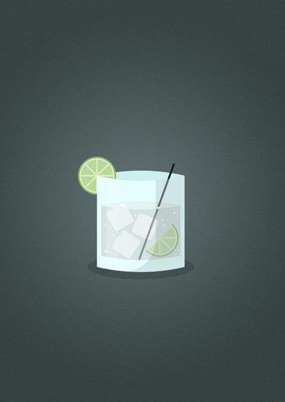 Glückwunschkarte 'let your birthday be-gin' 2