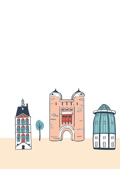 Groeten uit Maastricht gebouwen  2