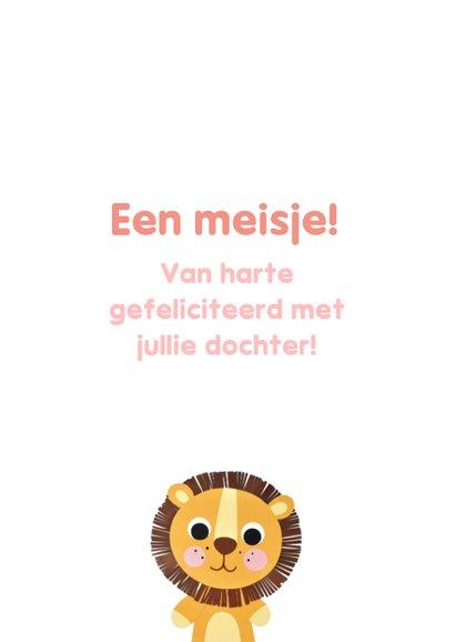 Hallo kleintje leeuw 3