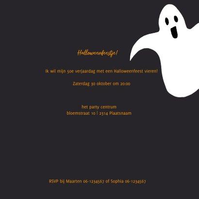 Halloween feestje spoken  3
