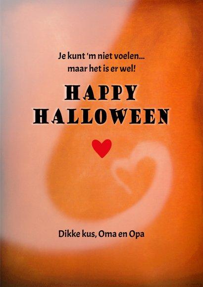 Halloween ghost hug 3