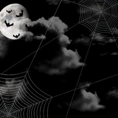 Halloween Uitnodiging Nacht 2
