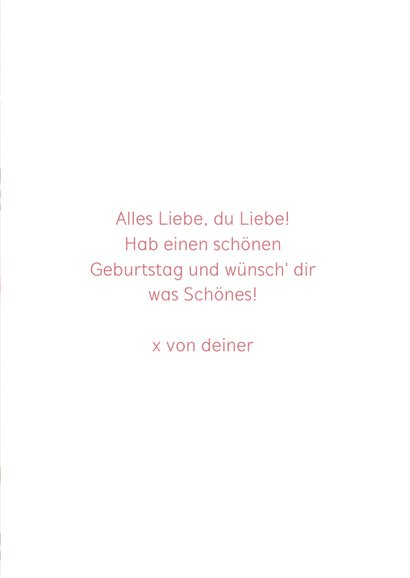 Happy-Birthday-Geburtstagskarte Leckereien 3