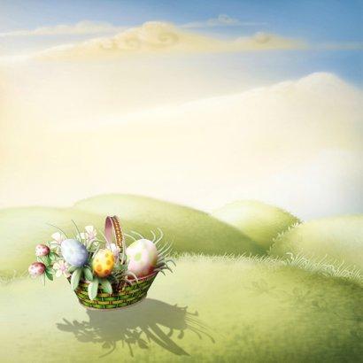 Blije paashaas - vrolijk pasen 2