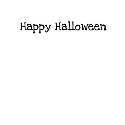 Happy Halloween owl at the moon 3
