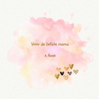 hartjes moederdagkaart 3