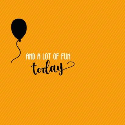 Have a fabulously birthday - felicitatiekaart 2