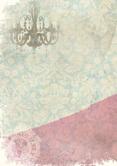 Huwelijksjubileum fotolijst roos romantisch 2
