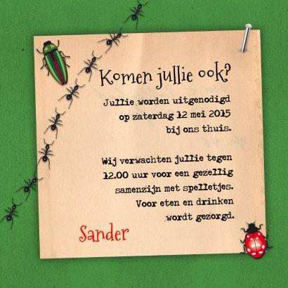 Insecten lente uitnodiging-isf 3