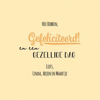 It's you birthday a big hug for you -felicitatiekaart 3