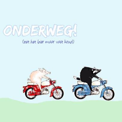 Jarige motorrijder 3