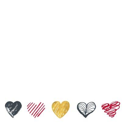 Jubileum 50 jaar hartjes 2