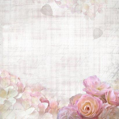 Jubileum met rozen en hortensia 3