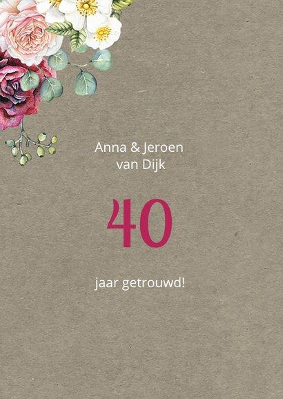 Jubileum rozen op craft 2
