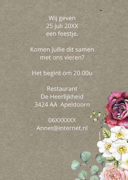 Jubileum rozen op craft 3