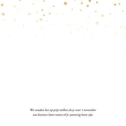 Jubileumkaart - 50 jaar getrouwd fotocollage 2