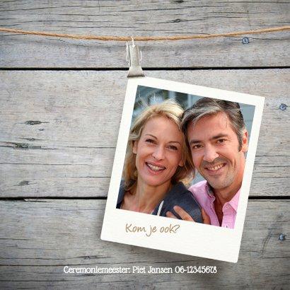 Jubileumkaart jaar getrouwd 2