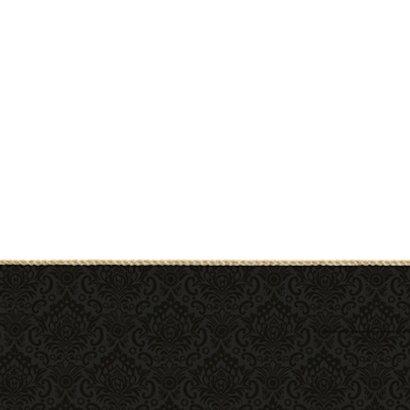 Jubileumkaart ranonkel wit av 2