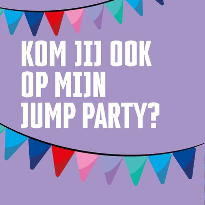 Jump XL kinderfeest JumpParty Meisje 2