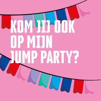 Jump XL kinderfeestje JumpParty Meisje 2