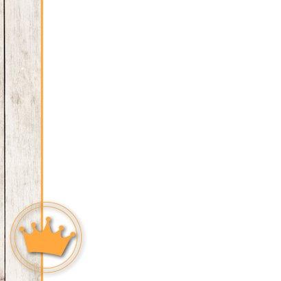 Kaart koningsdag no.2 2