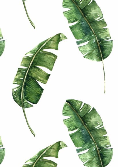 "Kaart ""Leaf"" Opwekking 697 - WW 2"